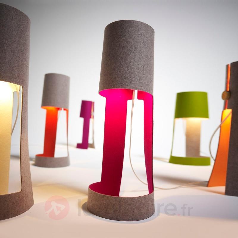 Lampe à poser Mia multicolore - Lampes à poser designs
