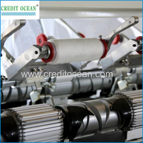 High speed soft cone yarn winding machine - Winding Machines