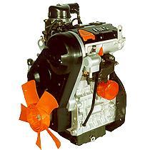 Motore lombardini LGW 523 - Benzina raffreddati a liquido