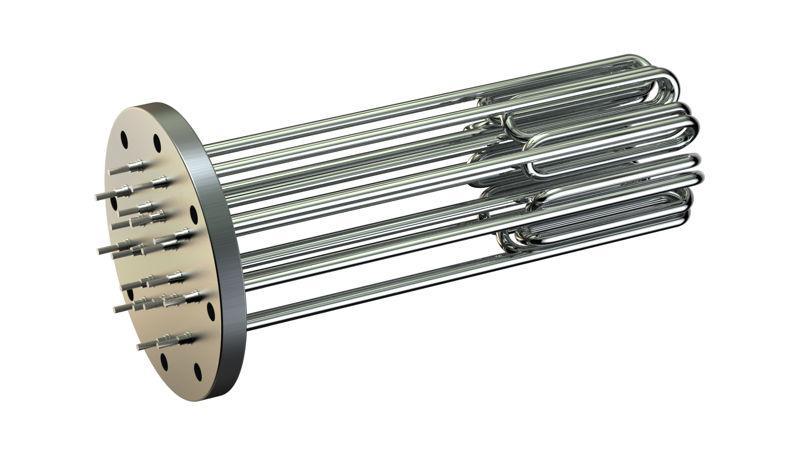 Calentadores de brida - entadores industriales
