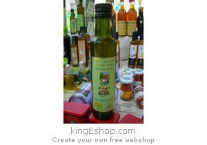 Huile d'olive vierge extra biologique - Référence : 1LSV25CL