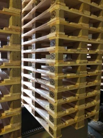 EPAL 1 pallets - Licensed Epal