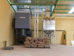 SECHOIRS A GRAINS -  LAW - CAPACITE de 300 à 1000 t/par 24h