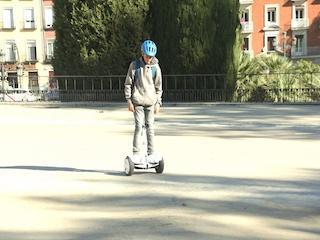 Mini Ninebot by Segway chez Funky Rider à Madrid
