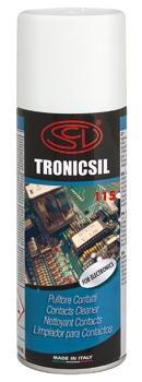 TRONICSIL - Pulitore spray per contatti elettronici