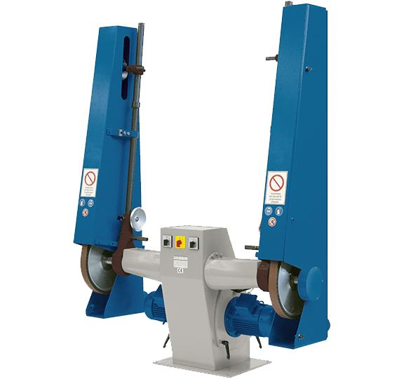 72780 contact belt grinding and polishing machine - null