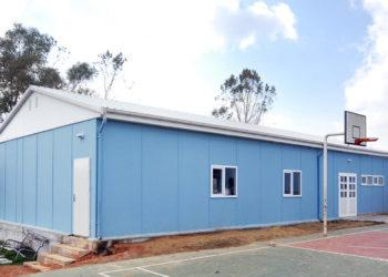 PREFABRICATED BUILDING -