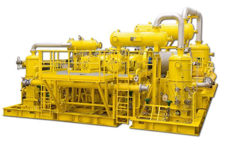 Prozessgas-Kompressoren gemäß API618 - null