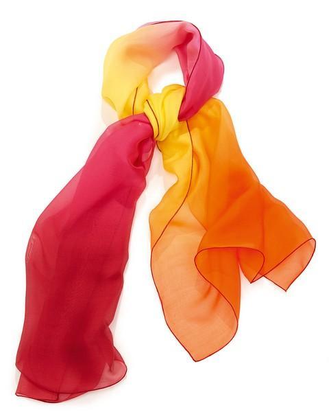 Mouss ombrée 4 tons - col 23 - rose orange