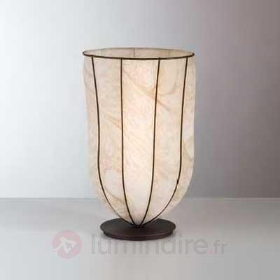 Lampe à poser antique GIARA - Lampes de chevet