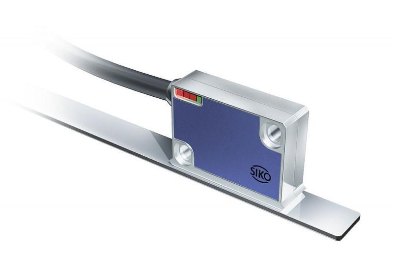 磁性传感器 MSK1000 - 磁性传感器 MSK1000, 增量式,数字接口,分辨率0.2μm