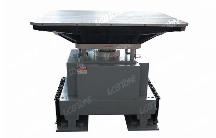 800 * 800mm Table Half Sine Pulse Bump Test Vibration Components / Electronics -  Bump Test Machine