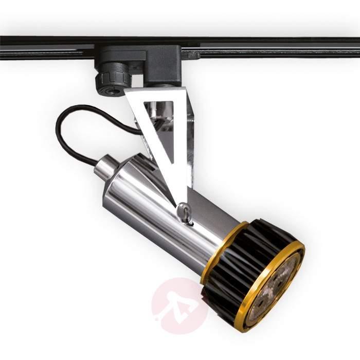 GOLAN LED light for three-circuit system, chrome - 3-Phase Track