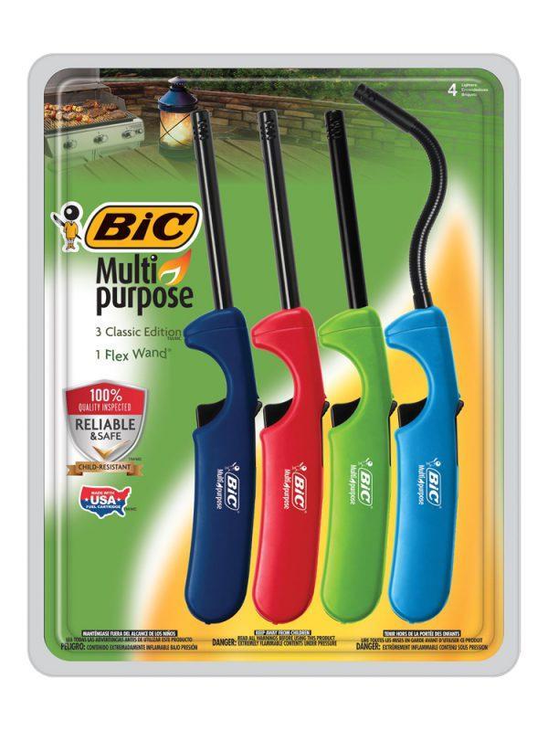 Multi-purpose Lighters - Bic Lighters