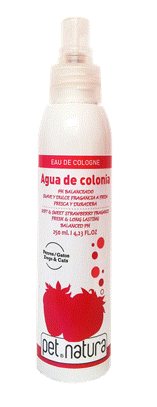 Agua de colonia fresa - Fragancia fresca, agradable y duradera