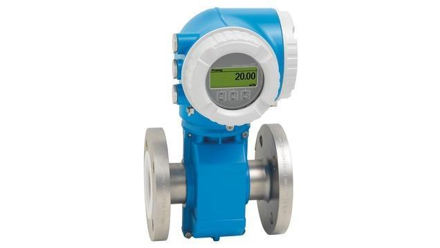 Electromagnetic flow meter - P 300 -