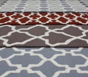 Hand Tufted -