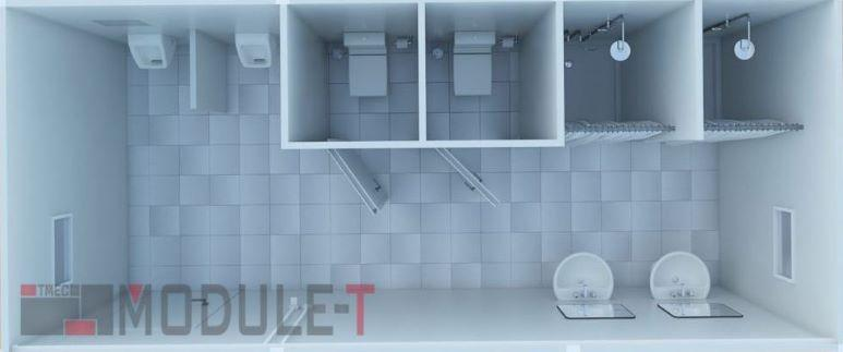 Sanitary Container -
