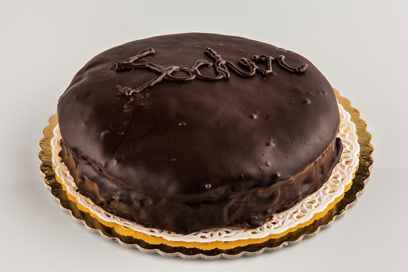 Torta Sacher - null