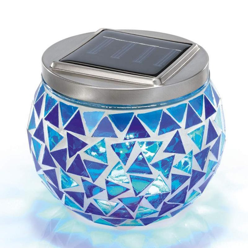 Solar mosaic light Judith - Decorative Solar Lights