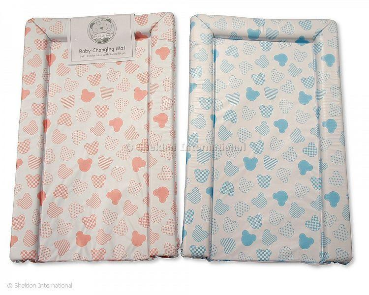 Baby Changing Mat - Teddy - Bathing & Changing