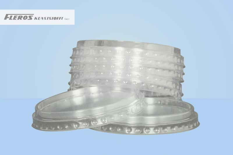 Lids for sealing bowls - FK 97 D slip lid