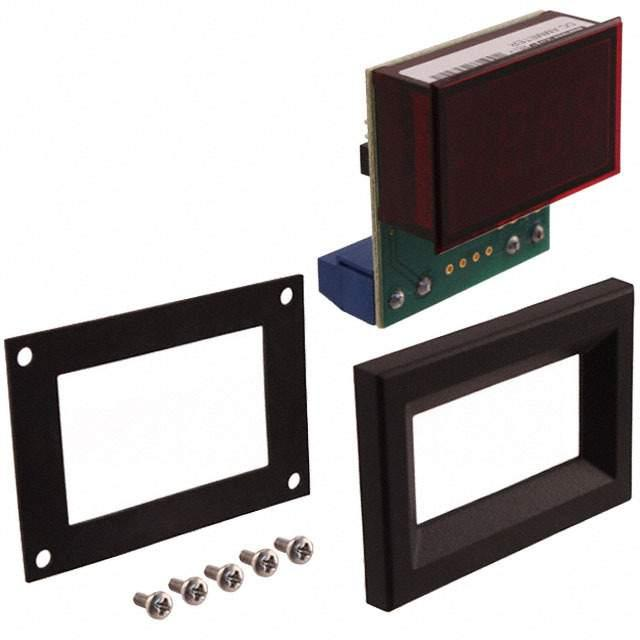 AMMETER 0-1000A LED PANEL MOUNT - Murata Power Solutions Inc. DCA5-20PC-1-DC4-RL-C