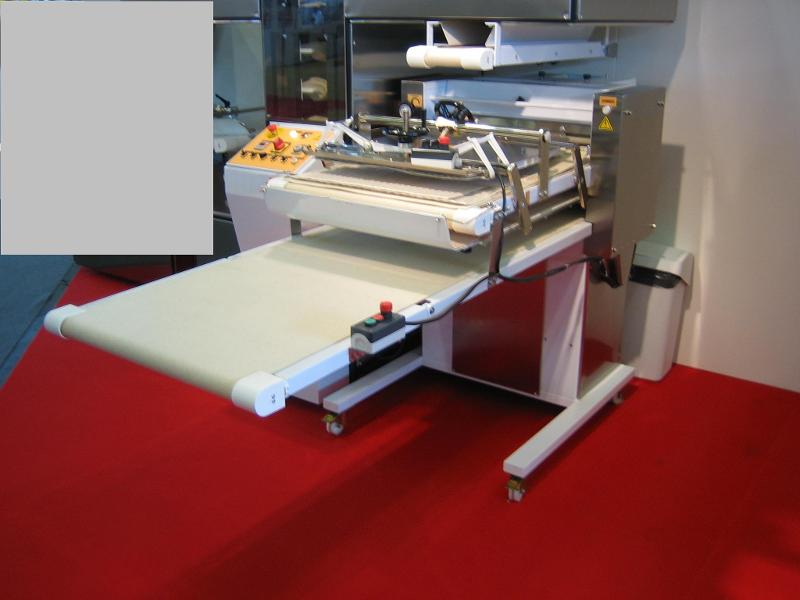 Stokbroodmachines, langmakers, sandwichmachine - VEMA ROLLER langsteekmachine