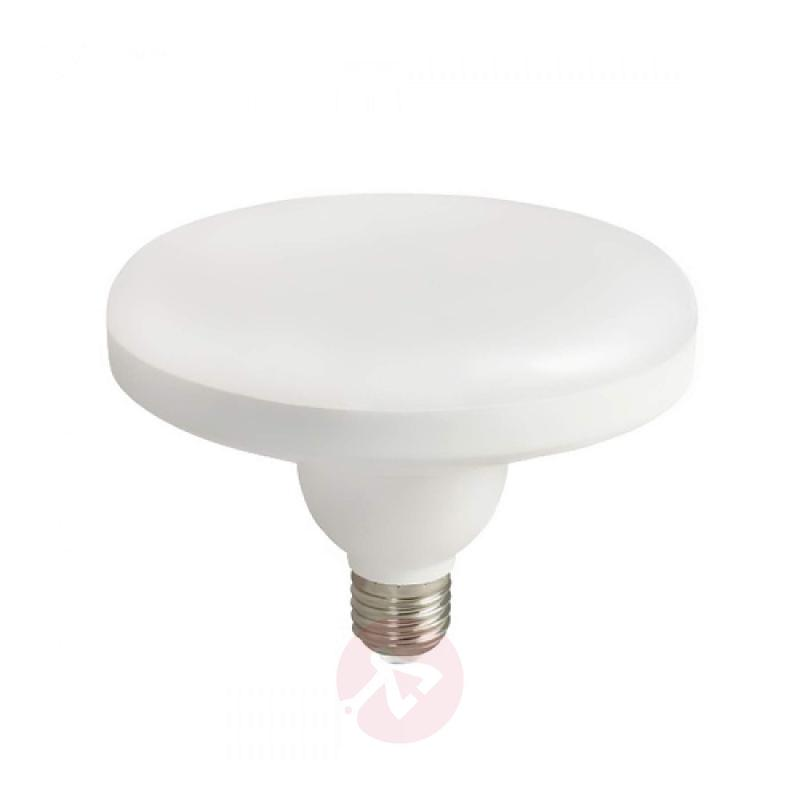E27 15W 827 DINA LED disc-shaped lamp - light-bulbs