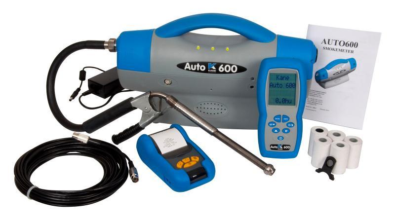 AUTO600 - Opacimètre électronique