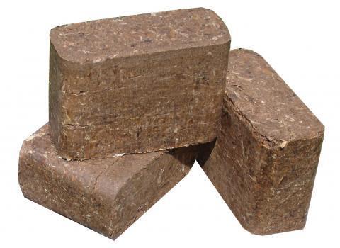 RUF Bark Briquettes and Pini-kay Briquettes