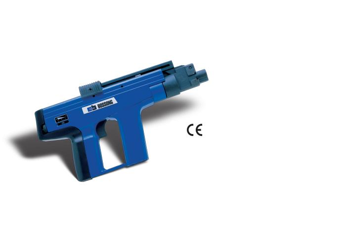 BOSS-4000 - Powder actuated and gas fastening system