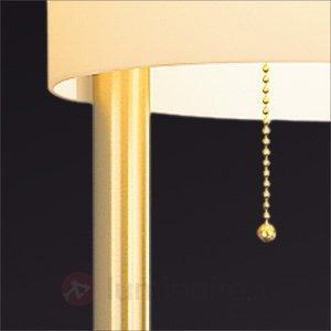 Lampadaire AKIRA fonctionnel laiton mat - Tous les lampadaires