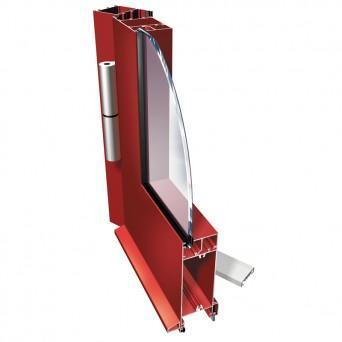 Ponzio PT 50 - Aluminiumfenster