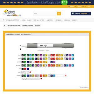 E-commerce project - Analisi, consulenza, progettazione e sviluppo piattaforma e-commerce