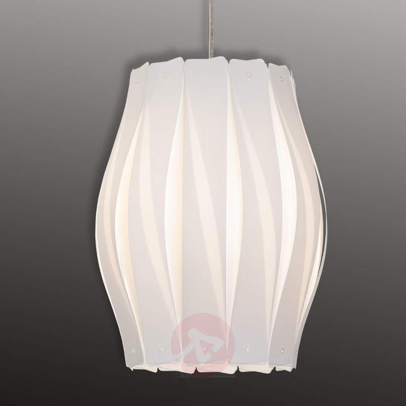 White pendant Fruti - Pendant Lighting