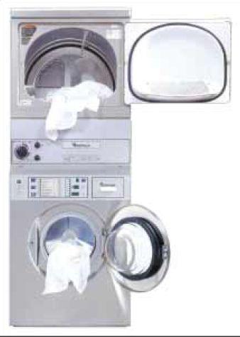 Combinaison Machine à laver - Séchoir - null