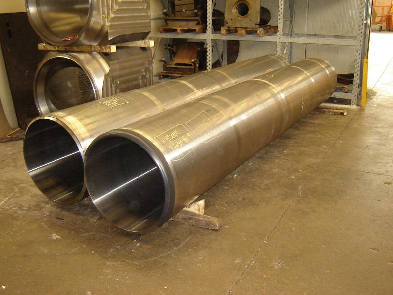 Seamless pipes - null