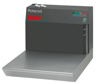 Chiller for rotary evaporators
