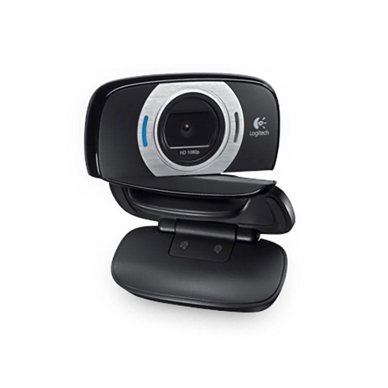Periferiche Informatiche - Webcam - Logitech Webcam 960-001056 C615 nero