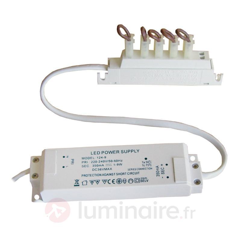Transformateur LED Power - Transformateurs LED