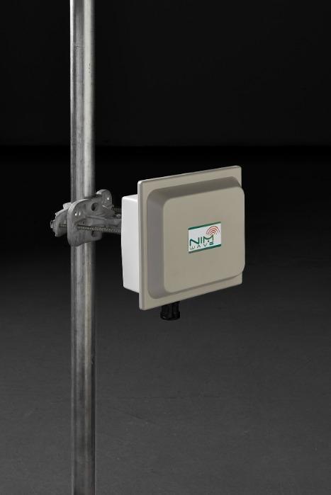 Pont Wifi NimWave - 2,4/5GHz - Pont radio pour liaison point-à-point