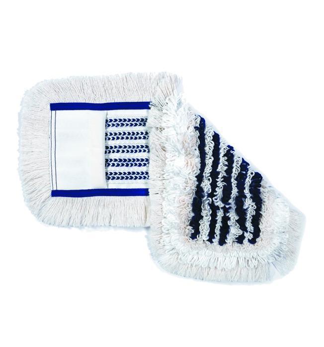 Profesyonel Zincir Dikiş Ekstra Mop - Profesyonel Zincir Dikiş Hastane Mopları/ Profi Cotton Chain Stitch Mops