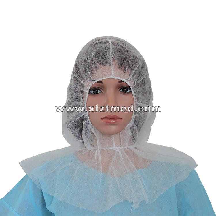 Cubierta de cabeza no tejida
