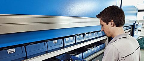Kardex Remstar Megamat RS 350 - Vertical Carousels