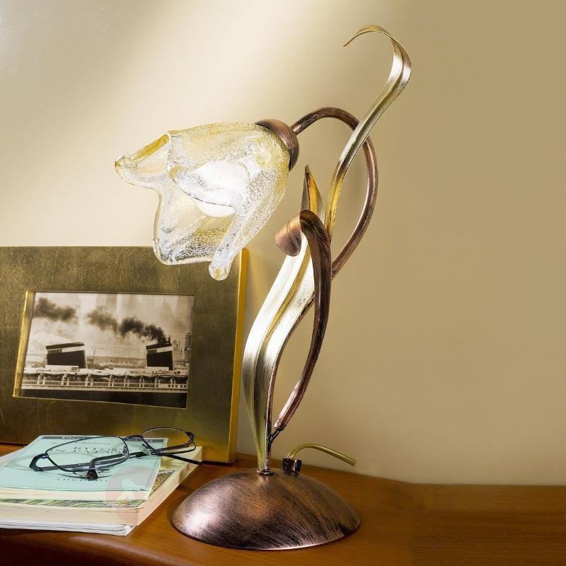 Lampe à poser Bormio - Lampes de chevet