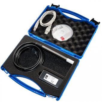 PC-humidity measurement system USB - Digital humidity measurement systems