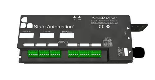 AirLED Driver 6 channels - Small enclosure