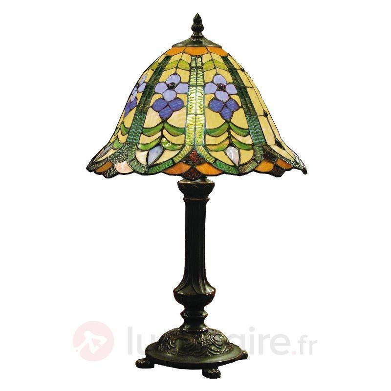Lampe à poser Eleanor style Tiffany - Lampes à poser style Tiffany