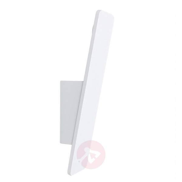 Narrow LED wall lamp WLED in white - Wall Lights